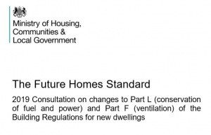 PipeSnug responds to Future Homes Standard consultation